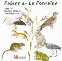 Fables de la Fontaine /CD