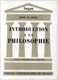 Introduction à la philosophie, 5eme édition