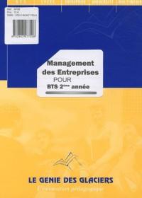 Management des entreprises pour BTS 2e année