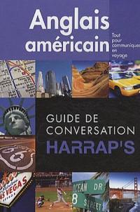 Harrap's guide de conversation anglais americain