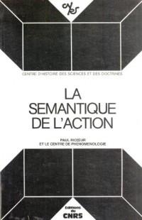 La Sémantique de l'Action