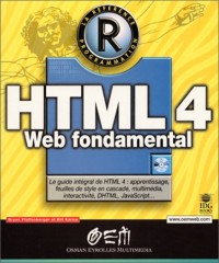 HTML 4 : Web fondamental