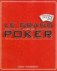 Smir - 19966 - Livre - Le grand livre du poker par Ken Warren