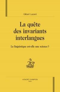 Etudes de lingusitique générale : typologie grammaticale