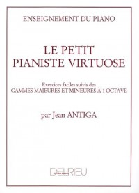 Le petit pianiste virtuose