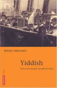 Yiddish : Mots d'un peuple, peuple de mots