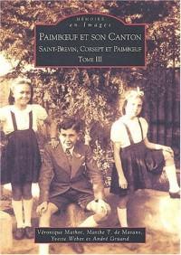 Paimboeuf et son canton : Tome 3, Saint-Brevin, Corsept et Paimboeuf
