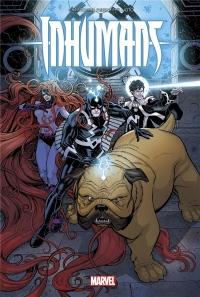 Inhumans - Rois d'hier et de demain