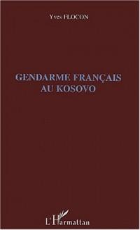 Gendarme français au kosovo