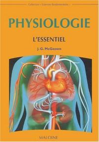 Physiologie : L'essentiel