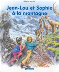 Jean Lou et Sophie à la montagne