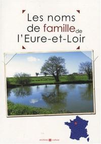 Les noms de famille de l'Eure-et-Loir
