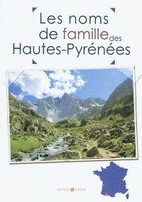 Les noms de famille des Hautes-Pyrénées