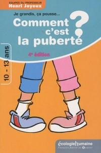 Comment c'est la puberté ? : Dialogue avec les 10-13 ans