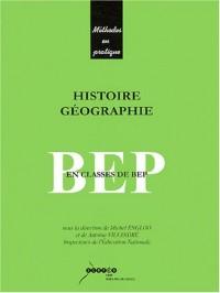 Histoire et géographie en classes de BEP