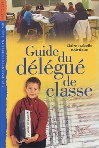 Guide du délégué de classe