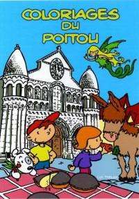 Coloriages du Poitou