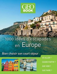 Geobook Escapades en Europe NED