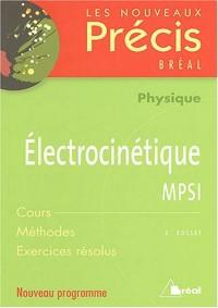 Electrocinétique MPSI