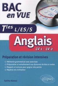 Bac en vue anglais révision intensive terminales l-es-s (lv1-lv2)