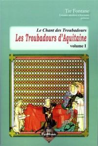 Les troubadours d'Aquitaine