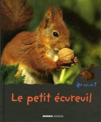 Le petit écureuil