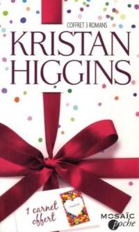 Coffret Kristan Higgins : Avec 3 romans, Trop beau pour être vrai ; Tout sauf le grand amour ; L'amour et tout ce qui va avec