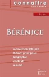 Fiche de lecture Bérénice de Racine (Analyse littéraire de référence et résumé complet)