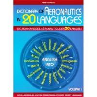 Dictionnaire de l'Aeronautique en 20 Langues - Anglais