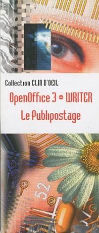 OpenOffice 3 Writer : Le publipostage