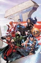 Justice League Récit complet 05 Le retour des cinq redoutables !