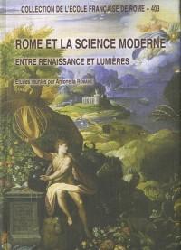 Rome et science moderne