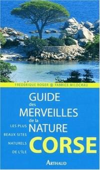 Guide des merveilles de la nature, Corse