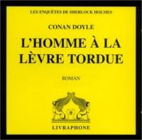 L'Homme à la lèvre tordue (CD audio)