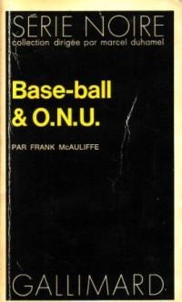 Base-ball et O.N.U