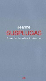 Base de Donnees Litteraires