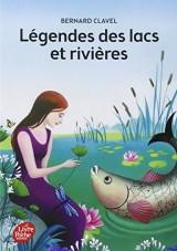 Légendes des lacs et rivières [Poche]