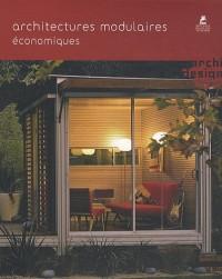 Architectures modulaires économiques