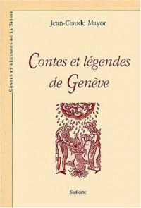 Contes et légendes de Genève