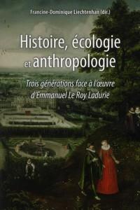 Histoire Ecologie et Anthropologie.