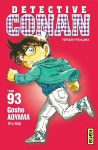 Détective Conan, tome 93