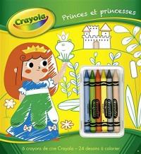 Crayola - Princes et princesses