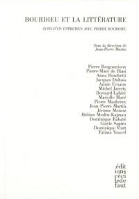 Bourdieu et la littérature