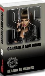 SAS 59 Carnage à Abu Dhabi [Poche]