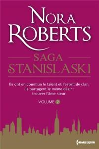 Saga Stanislaski V2: Les rêves d'une femme - Le scénario truqué