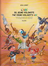 L'ABC du Jeune Violoniste Volume 1 - Bilingue
