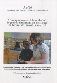 Accompagnement à la scolarité : à quelles conditions est-il efficace en termes de réussite scolaire ?