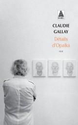 Détails d'Opalka [Poche]