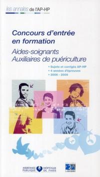 Formation Aides Soignantes Auxiliaires de Puericulture 2006/2009