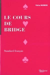 Cours de bridge standard français